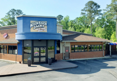 Sports Entertainment in Greenville, NC | Kickback Jack's